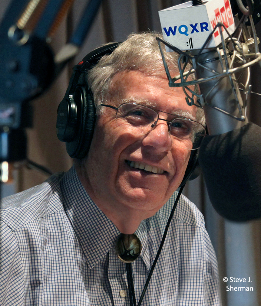Robert Sherman WQXR Picture